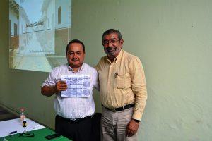 INAH Sinaloa Ciclo de Conferencias 2018 Dr. Martín Sandoval Bojórquez y Francisco RFíos Avendaño