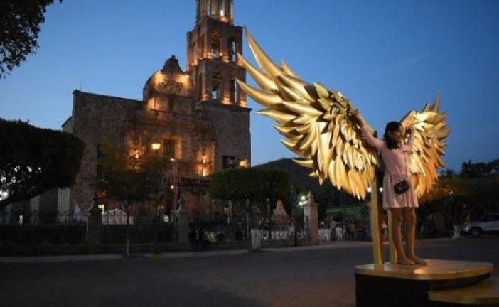 Tiene El Rosario Pueblo Mágico el primerparador fotográfico de Sinaloa