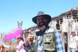 Arqueólogo Germán Alatorre