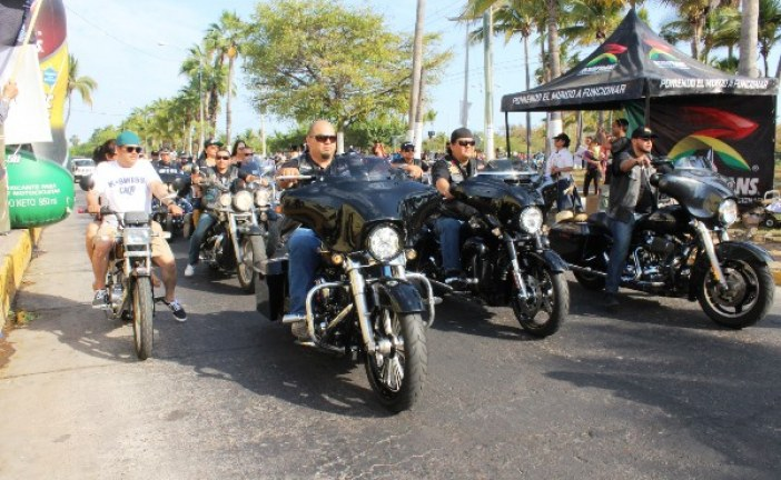 <center>Programa de Actividades de la Legendaria Semana de la Moto Mazatlán 2018</center>