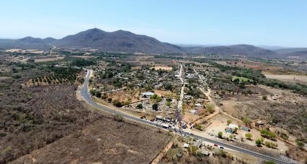 Malpica Concordia Sinaloa México Zona Trópico Viacrucis 2018