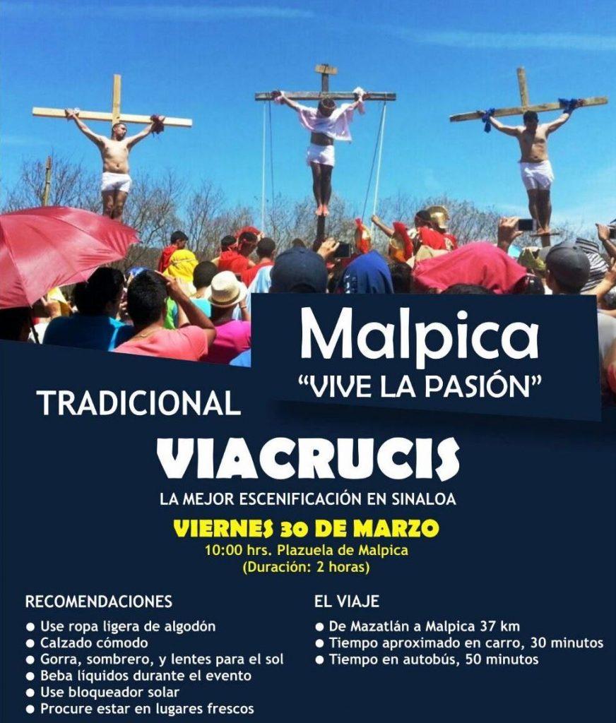 Malpica Viacrusis 2018 Programa
