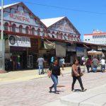<center>Avanzan mejoras de Icónico Mercado Municipal Pino Suárez de Mazatlán. Pero…