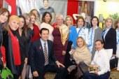 <center>Las Mujeres en la Perspectiva del Gobierno Federal</center>