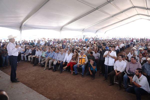 Primera Piedra Rastro TIF Mazatlán 2018