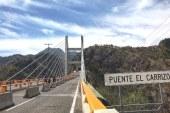 <center>Liberan circulación vehicular por la autopista Mazatlán-Durango</center>