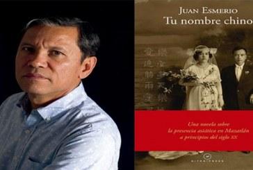 Juan Esmerio presentaráTu nombre chino