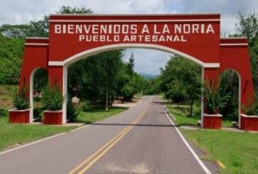 Ruta artesanal en La Noria