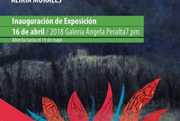 Exposición de Aliria Morales