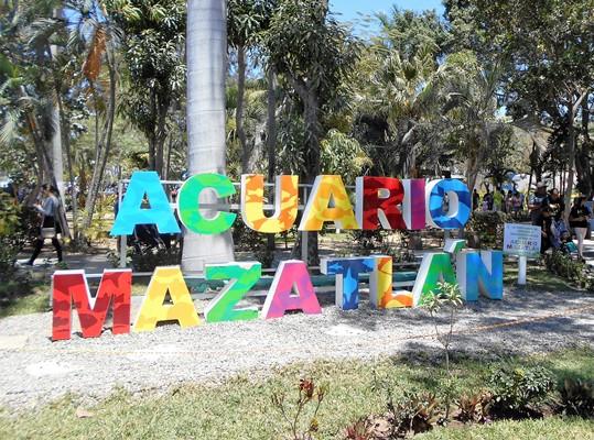 Acuario Mazatlán Marzo 2018