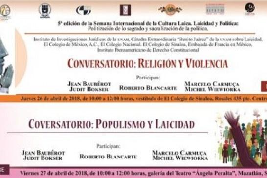 Conversatorios sobre Religión y Política