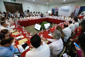 Conago Tianguis Tiurístico de México 2018 Reunión 1