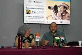 Muestra de cortometrajes ECINORT