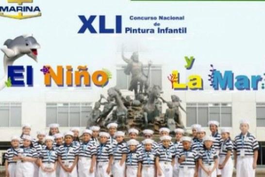 """Concurso Nacional de Pintura """"El Niño y la Mar"""""""