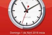 <center>El abominable horario de Verano</center>