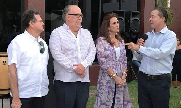 El Cid Reosrts Relanzamiento de Marca Carlos Berdegué y Quirino Ordaz 2018