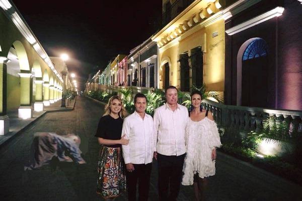 Empresarios y Hoteleros unen Esfuerzos en Torno al ianguis Turístico de México 2018 2