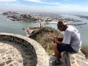 Puente Volado de Cristal Faro de Mazatlán 2018