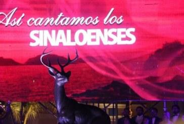 Espectáculo artístico en el Tianguis Turístico México – Mazatlán 2018