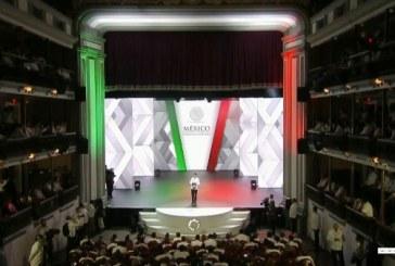 Inauguración Tianguis Turístico de México en Vivo 2018