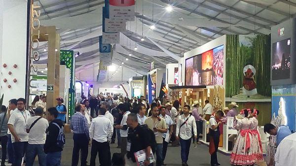 Inauguración Zona de Stands Tianguis Turístico de México 2018 MIC 3