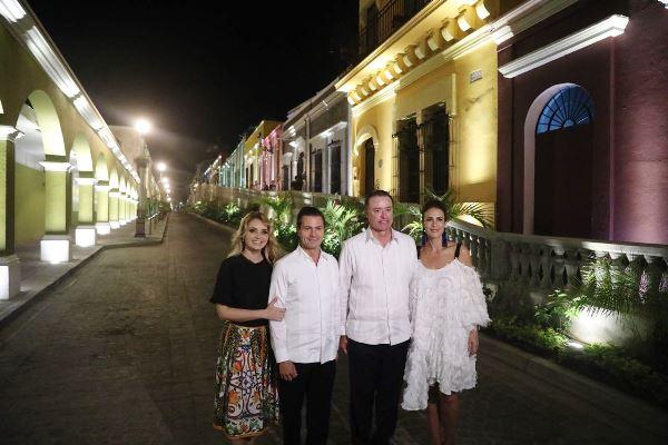 Inauguran Obras de Remodelación de Mazatlán Tianguis Turístico de México 2018 2