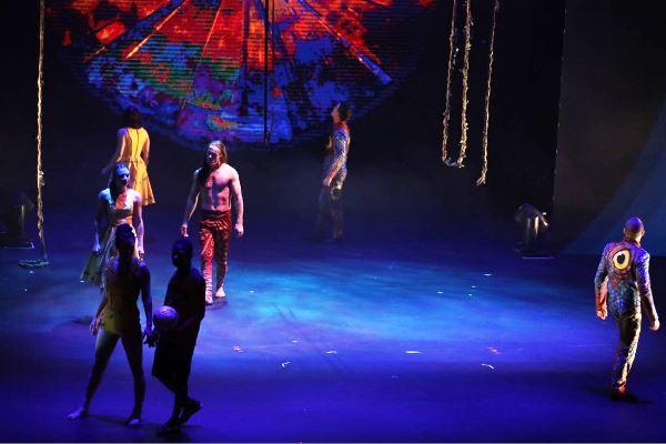 Inauguran Obras de Remodelación de Mazatlán Tianguis Turístico de México 2018 Circo de Solei