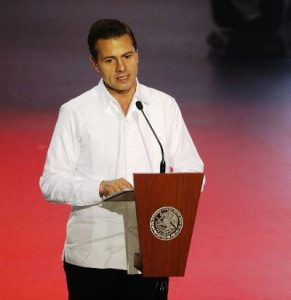 Inauguran Obras de Remodelación de Mazatlán Tianguis Turístico de México 2018 Enrique Peña
