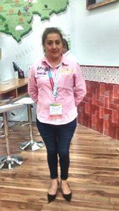 Lic. Claudia Padilla Monroy Tlaxcala
