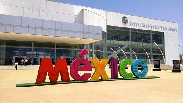MIC Sede Tianguis Turístico México 2018 aMIC Sede Tianguis Turístico México 2018 a