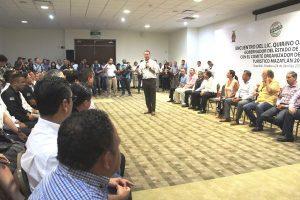 Reconocimiento a Comité Organizador Tianguis Turístico de Méxcio Sede Mazatlán 2018