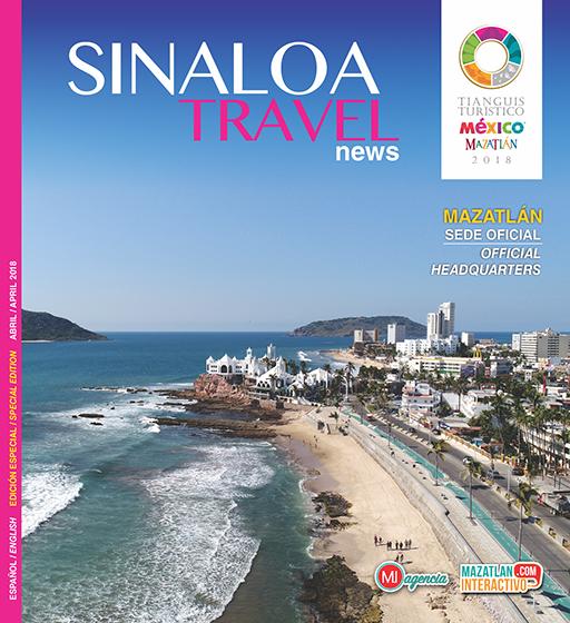 Revista Tianguis Turístico Mazatlán 2018