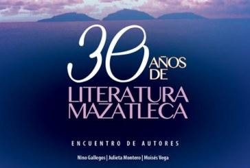 30 años de literatura mazatleca