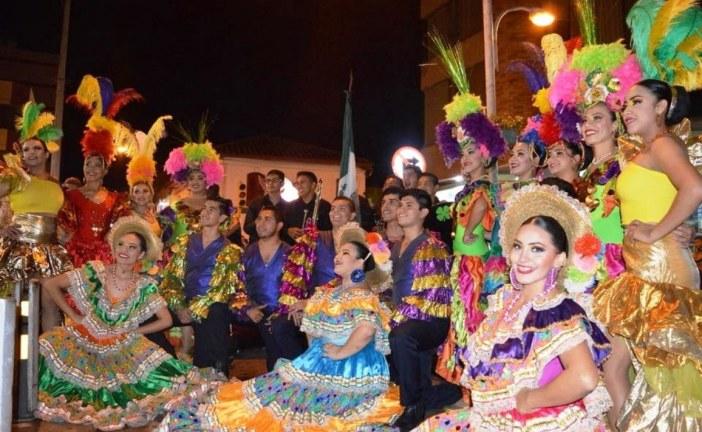 """<center>Ballet Folklórico """"El Mazatleco"""" es reconocido en Colombia: Felicidades</center>"""