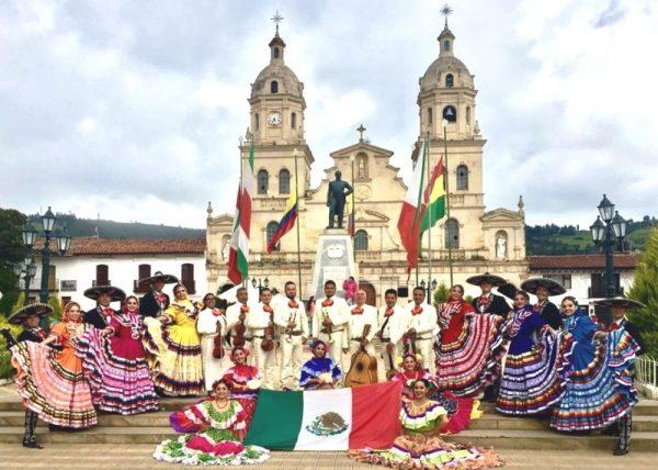 Ballet Folklórico el Mazatleco Gira Colombia 2018 (3)