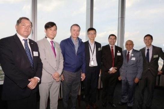 <center>La Delegación Sinaloense Visita Hong Kong</center>