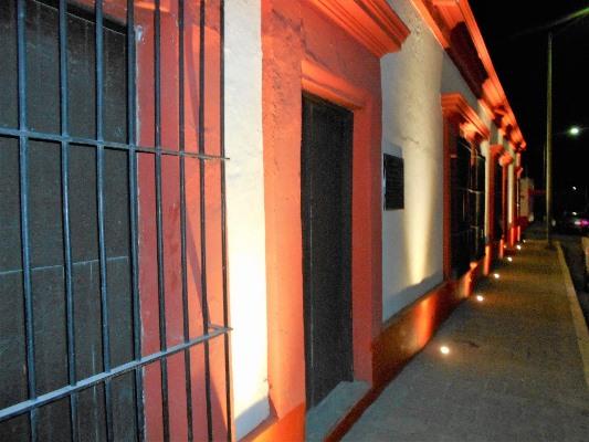 El Rosario Pueblo Mágico Iluminación Artística Museo de Lola y Vodeo Promocional 2018