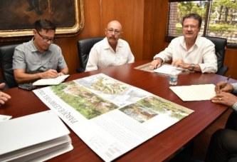 Buscan crear un jardín botánico
