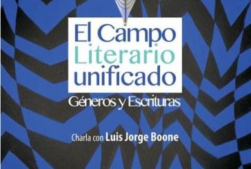 """""""El campo literario unificado: géneros y escrituras"""""""