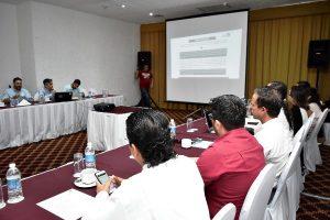 Oscar Espinosa Villareal en Mazatlán Proyecto Promoción Destino 2018 Reunión 1