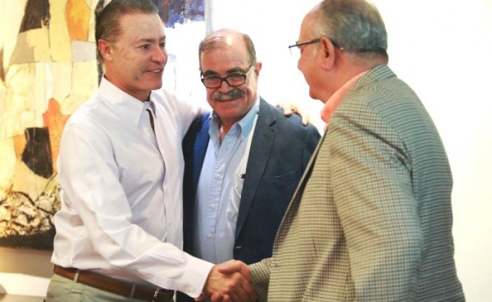 <center>Sinaloa continúa atrayendo inversiones: The Offshore Group</center>