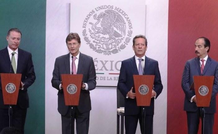 <center>Presentan en Los Pinos Resultados del Tianguis Turístico de México 2018</center>