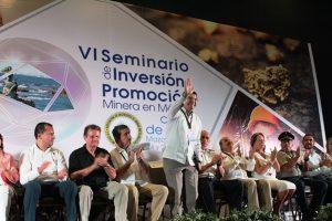 VI Seminario de Minería Sinaloa 2018 Inauguración 1