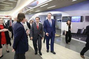 Visita Delegación Sinaloense a lso Gigantes Chinos BYD, Huawei y Dongguan 1