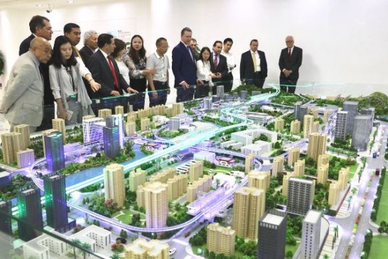 <center>Visita la delegación sinaloense a los Gigantas Chinos: BYD, Huawei y Dongguan</center>