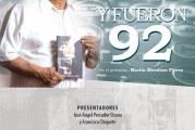 será presentado el libroYfueron92…