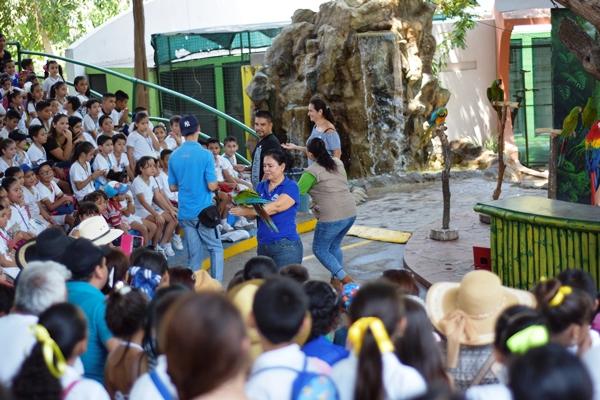 Acuario Mazatlán MI Acuario Galaría 2018 (2)