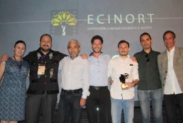 <center>Muestra de Cortometrajes Ecinort 2018; Entrega de Premios</center>
