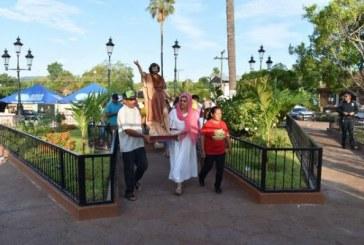 Bautizan a San Juan en su día