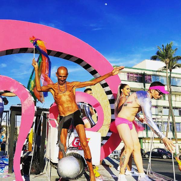 Marcha Gay Mazatlán 2018 2